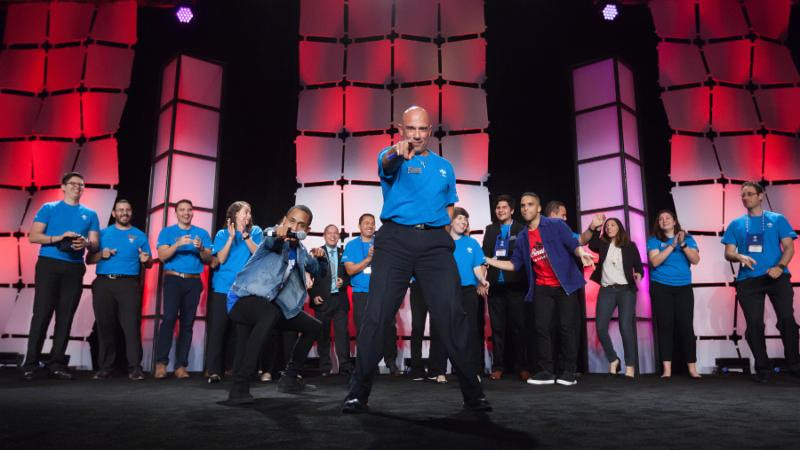 SHPE wants YOU to MC the 2017 National Conference Opening Ceremony!