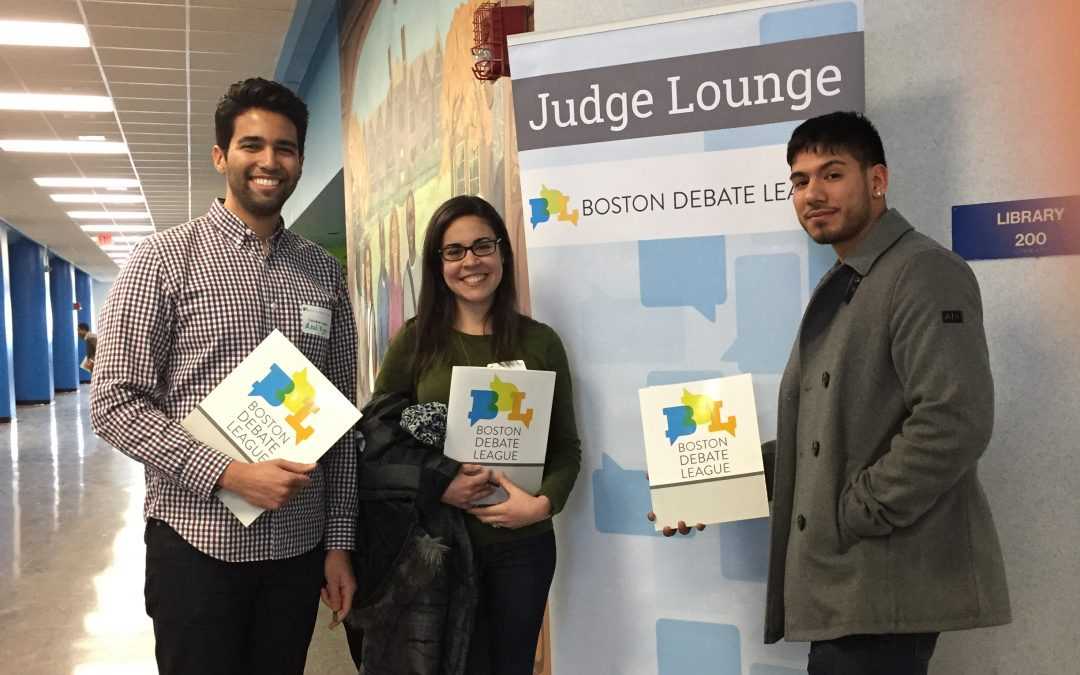 Boston Debate League – Spanish Debate Tournament