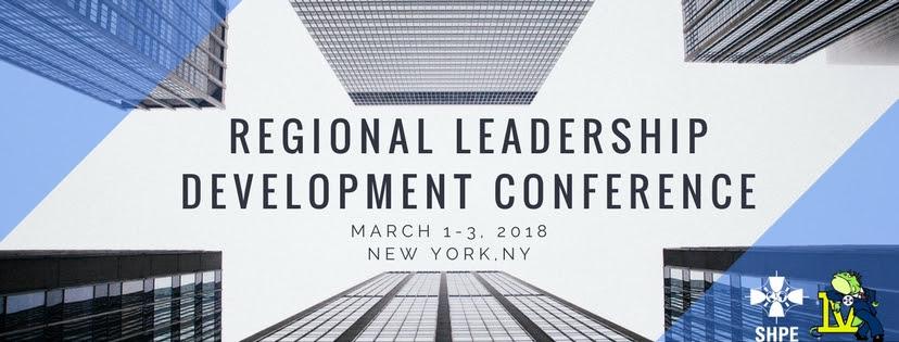 SHPE 2018 Region 4 Leadership Development Conference (RLDC4)