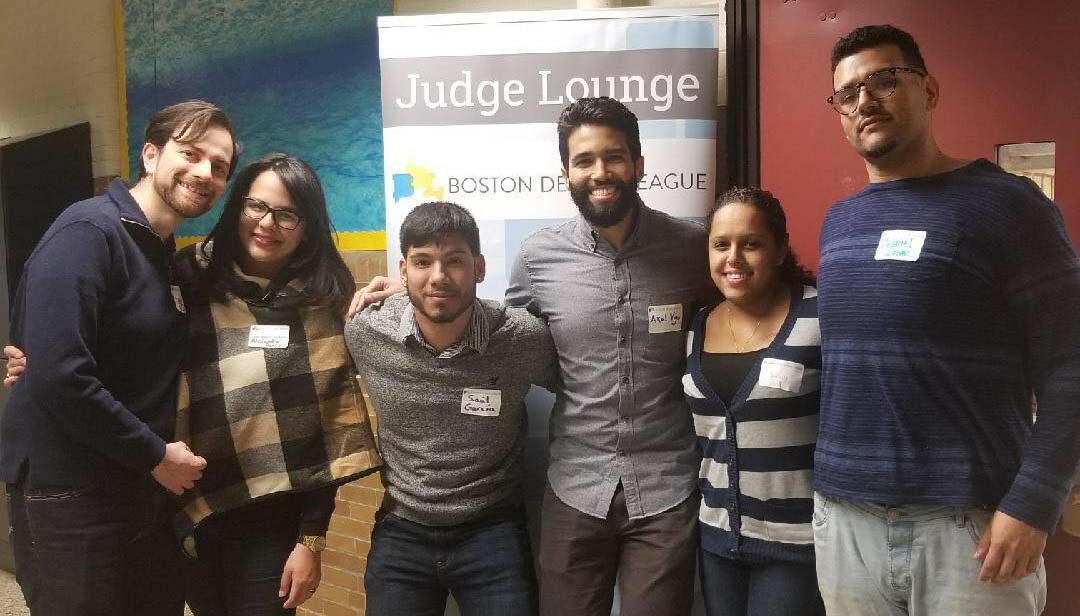Boston Debate League – Volunteer as a Debate Judge (Spanish and English)