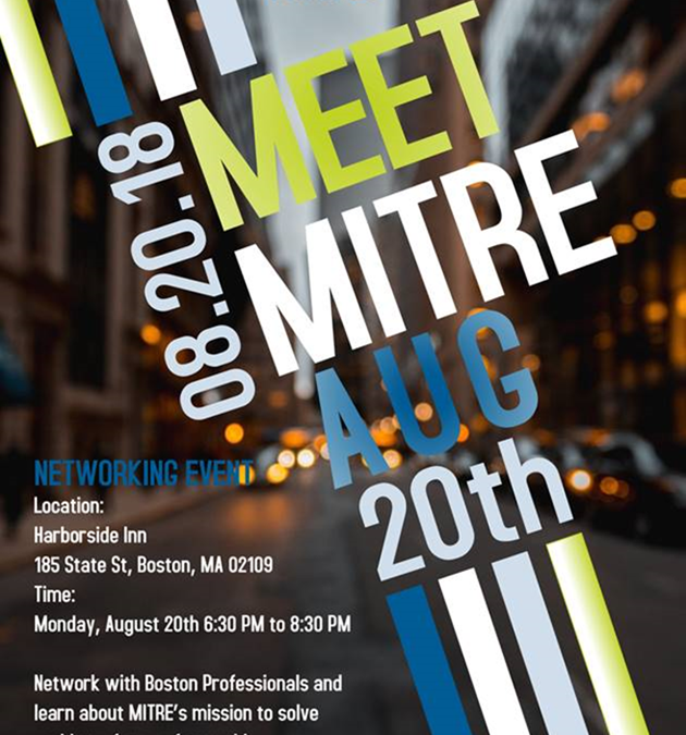 MEET MITRE Networking Event