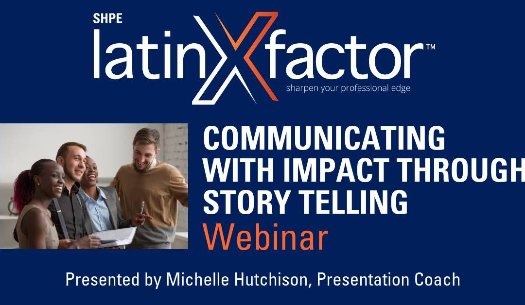 Webinar: Communicating With Impact Through Story Telling