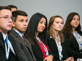 SHPE Boston professionals